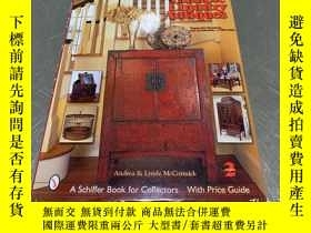 二手書博民逛書店中國鄉村家具chinese罕見country antiques 中國鄉村家具及飾品Y420111 n a n