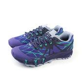 MERRELL AGILITY PEAK FLEX 越野鞋 紫色 女鞋 no791