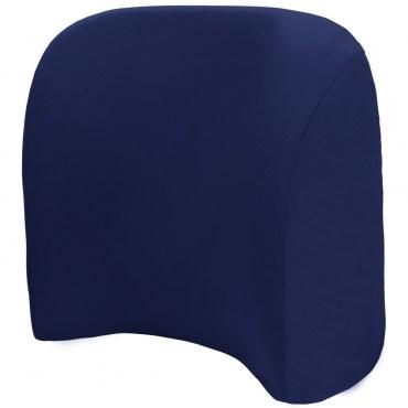 HOLA 高密度抗菌健康深曲線舒適腰墊