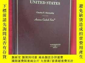 二手書博民逛書店Law罕見in the United States (16開,硬精裝)(詳見圖)Y5460 Charles A