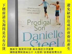 二手書博民逛書店Prodigal罕見Son by Danielle Steel