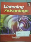 【書寶二手書T6/語言學習_PMW】Listening Advantage 1_Tom Kenny, Tamami Wa