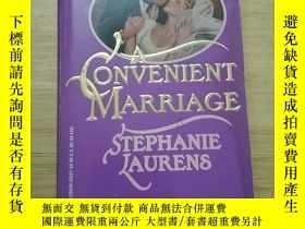 二手書博民逛書店A罕見Convenient Marriage(京)Y179933 見圖 見圖