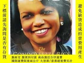 二手書博民逛書店Condi:罕見The Condoleezza Rice Story 英文原版-《康多莉紮·賴斯的故事》Y27