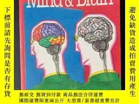 二手書博民逛書店Mind&Brain罕見頭腦與大腦Y256699 出版1998