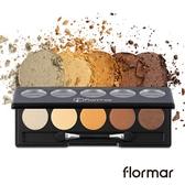 法國Flormar 奧賽美術 眼影盤-004埃及金(61g)