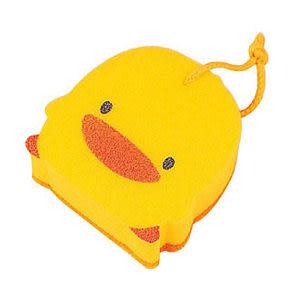 黃色小鴨 雙層沐浴海綿