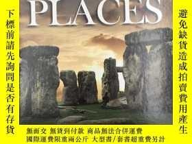 二手書博民逛書店Abandoned罕見Sacred Places 偉大的遺蹟Y1