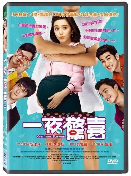 一夜驚喜 DVD (購潮8)