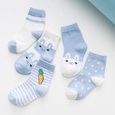 全館83折 女童襪子純棉秋冬款批發兒童3-5歲寶寶冬天襪子男寶寶0-1-2歲可愛