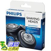 [東京直購] PHILIPS 飛利浦 5000系列 電動刮鬍刀替換刀頭 SH50/51_ff28