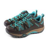 GOOD YEAR 固特異 運動鞋 登山鞋 棕/藍 防水 女鞋 GAWO82533 no051
