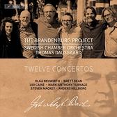 【停看聽音響唱片】【SACD】布蘭登堡計畫:十二首協奏曲 湯瑪斯.道斯葛 指揮 瑞典室內管弦樂團