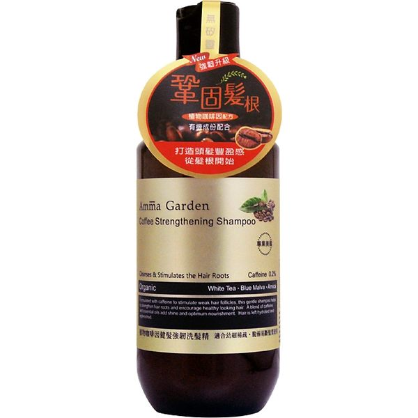 艾瑪花園咖啡因健髮強韌洗髮精300ml 【屈臣氏】
