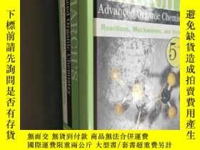 二手書博民逛書店March s罕見Advanced Organic Chemistry: Reactions, Mechanism