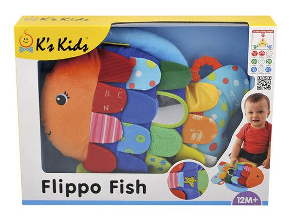 【Ks kids 奇智奇思 】 有趣的彩虹魚