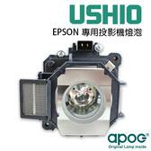 V13H010L63適用於《EPSON ELPLP63/EB-G5650/5660/5750/5800/5900/5950/V11H348020》★原裝Ushio裸燈★