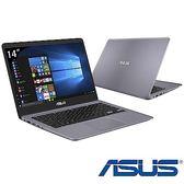 ASUS S410UA-0111B8250U 14吋筆電(i5-8250U/4G/256G SSD)