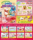 日本kitty居家扮家家酒玩具模型娃娃屋...