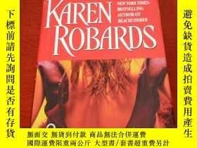 二手書博民逛書店SUPERSTITION罕見KAREN ROBARDS---迷信