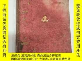 二手書博民逛書店the罕見loeb classical library remains of old latin I (V211)
