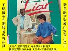 二手書博民逛書店罕見Liar:說謊者Y212829