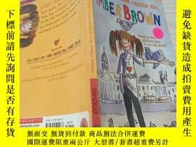二手書博民逛書店You罕見Cant Eat Your Chicken Pox, Amber BrownY270289