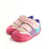 Kinloch Anderson 金安德森 麂皮網面學步鞋《7+1童鞋》C591粉色