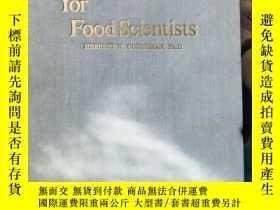 二手書博民逛書店SOURCE罕見BOOK FOR FOOD SCIENTISTS【食品科學Y265967