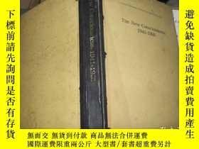 二手書博民逛書店The罕見New Consciousness,1941-1968