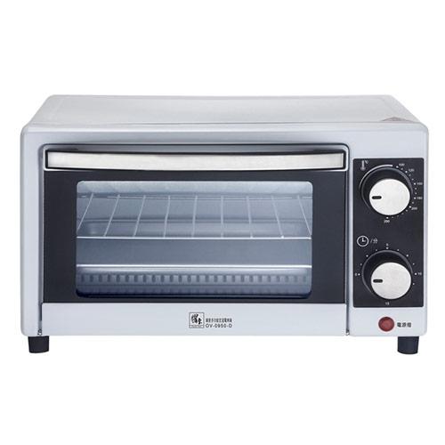 【鍋寶】9L多功能定溫電烤箱 OV-0950-D
