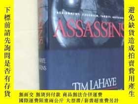 二手書博民逛書店英文原版罕見精裝 Assassins: Assignment: Jerusalem, Target: Antich