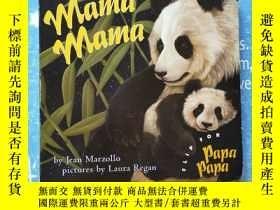 二手書博民逛書店Mama罕見Mama Papa Papa Flip [Board