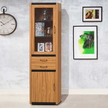 【Homelike】黑森林1.8尺書櫃