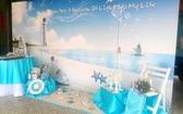 一定要幸福哦~~ 海洋風婚禮佈置,包套專案15000元會場佈置,浪漫型婚禮氣球佈置