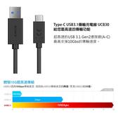 Sony Type-C(USB-C) UCB30高速充電傳輸線 快