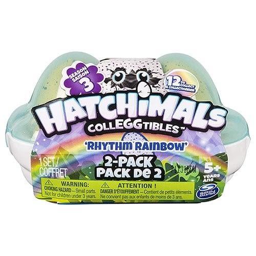 【HATCHIMALS】迷你寵物蛋 - 二入收納組 S3╭★ JOYBUS玩具百貨