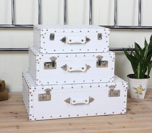 仿古手提箱 婚紗攝影道具箱【小號】YG-124582