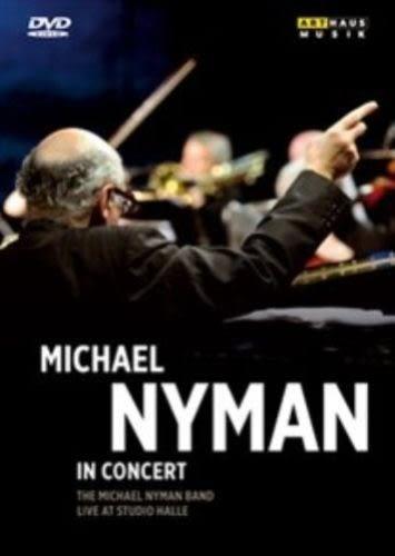 【正版全新DVD清倉 4.5折】【ArtHaus】Michael Nyman in Concert 麥可.尼曼 : 音樂演奏會