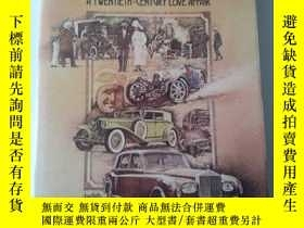二手書博民逛書店Man罕見& the automobile: A twentieth-century love affair-人與