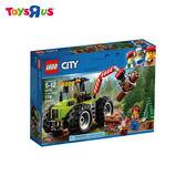 玩具反斗城  樂高 LEGO 60181 CITY FOREST TRACTOR
