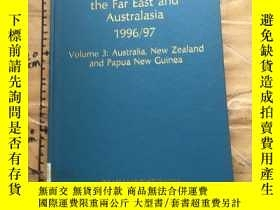 二手書博民逛書店Major罕見Companies of the Far East and Australasia 1996 97.
