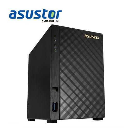★送F5940專用遙控器★ ASUSTOR 華芸 AS-3202T 2Bay網路儲存伺服器