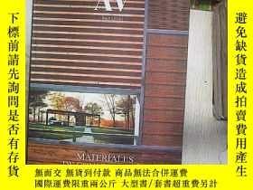 二手書博民逛書店MATERIALES罕見DE CONSTRUCCION BUILDING MATERIALS AV 2006 NO