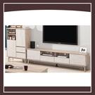 【多瓦娜】納維斯9.3尺L櫃電視櫃 21057-831001