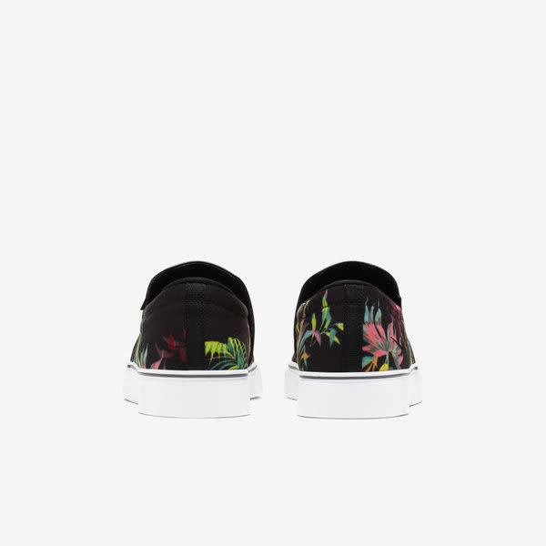 Nike COURT ROYALE AC SLP SE [CD8337-001] 男鞋 簡約 懶人鞋 休閒 輕便 黑彩