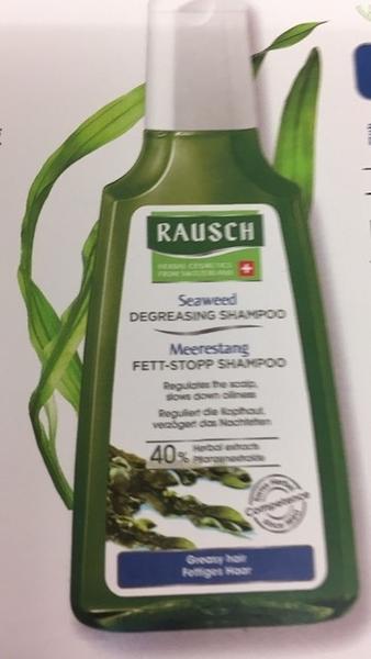 RAUSCH 海藻洗髮精 200ml(瓶)*12瓶