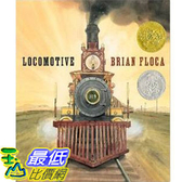 【103玉山網】 2014 美國銷書榜單 Locomotive (Caldecott Medal Book)   $658
