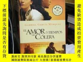 二手書博民逛書店El罕見amor en los tiempos del cóle
