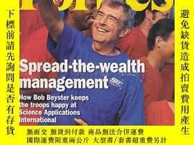 二手書博民逛書店Forbes(December罕見1,1997)福布斯 The